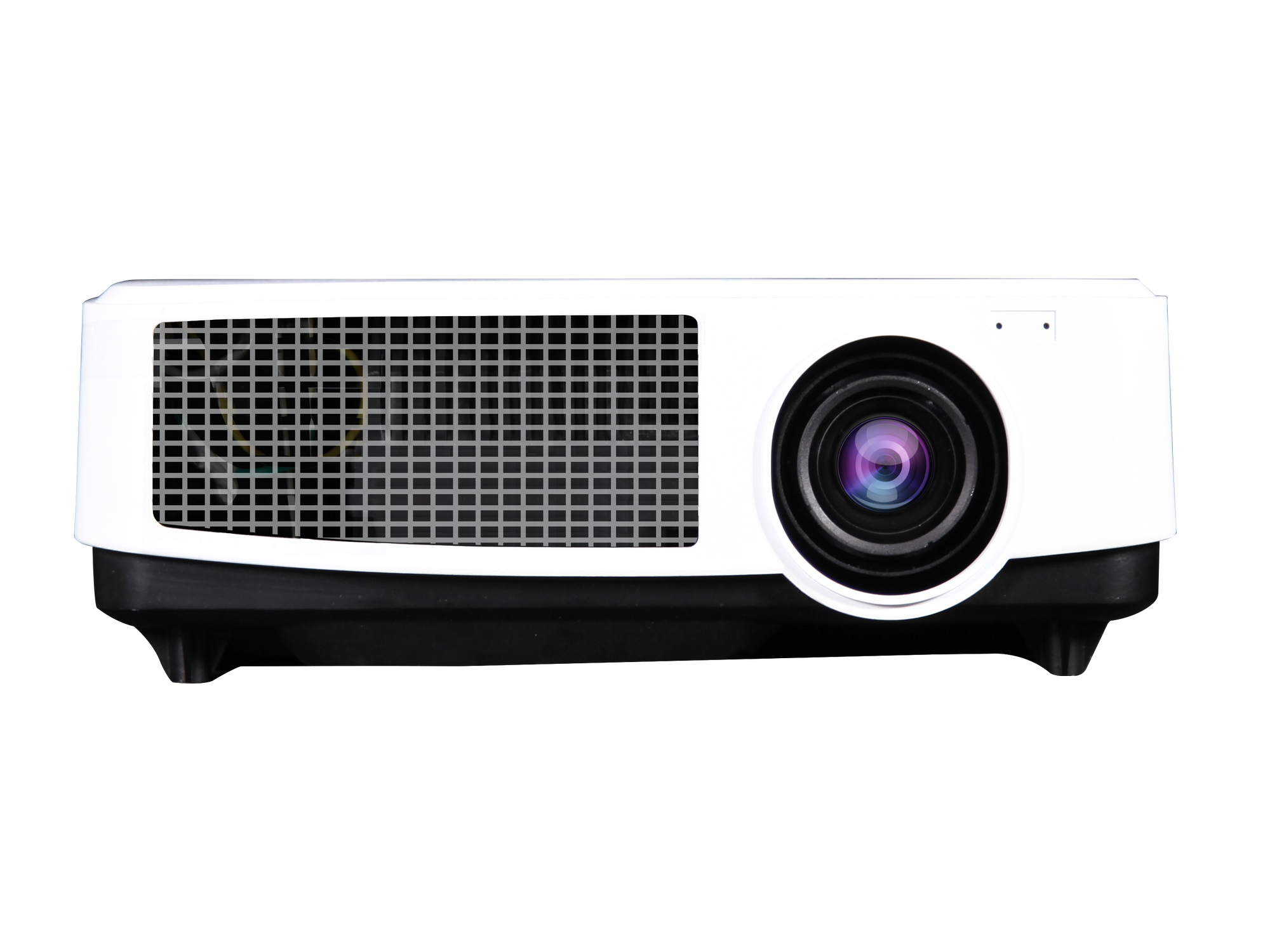 World's 1st 3LED + 3LCD education projector